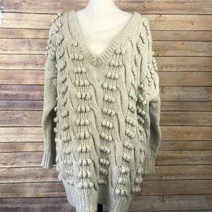 One Teaspoon Size 6 Chunky Sweater